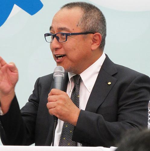 辻耕造・学校歯科部会理事