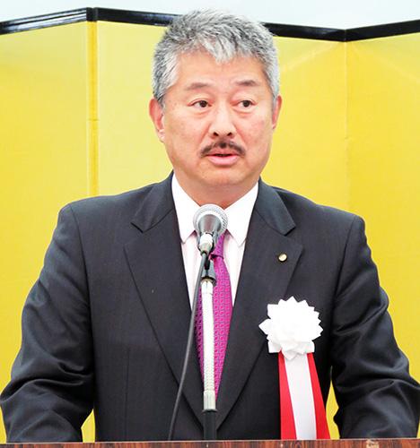 京都府歯・安岡良介会長